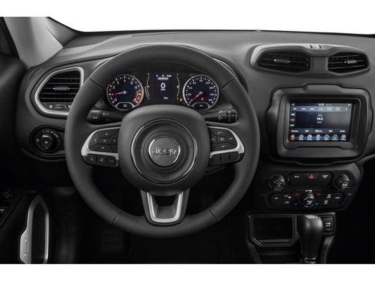 2021 Jeep Renegade Limited 4x4 Bikini Metallic Clear Coat Exterior Paint Black 1 3l I4 Turbo Mair Di Engine W Ess 9 Speed 948te Automatic Transmission 4x4